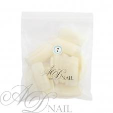 Bustina unghie finte - ricarica tip 50 pz - naturale 1