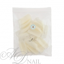 Bustina unghie finte - ricarica tip 50 pz - naturale 4