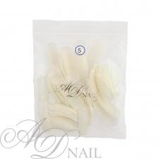 Bustina unghie finte - ricarica tip 50 pz - naturale 5