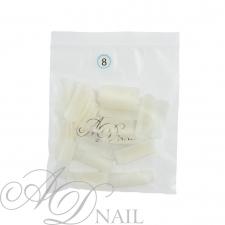 Bustina unghie finte - ricarica tip 50 pz - naturale 8