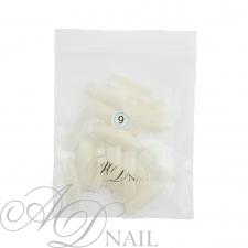 Bustina unghie finte - ricarica tip 50 pz - naturale 9