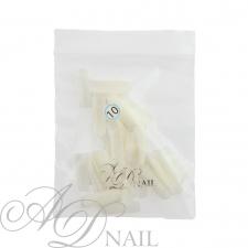 Bustina unghie finte - ricarica tip 50 pz - naturale 10