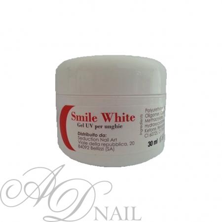 Gel uv french Smile White 30ml