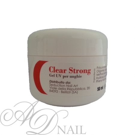 Gel costruttore monofasico Clear Strong 50ml
