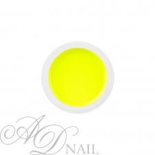 Gel uv colorato neon giallo 5ml
