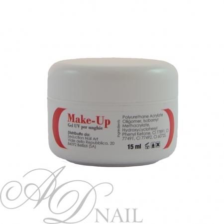 Gel costruttore trifasico Make up 15 ml