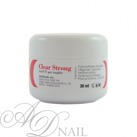 Gel costruttore monofasico Clear Strong 30ml