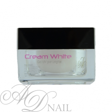 Gel uv French Cream White 25ml