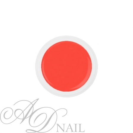 Gel uv colorato Basic Rosso forte 5ml