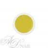 Gel uv colorato glitterato giallo 5ml