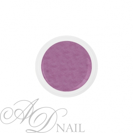 Gel uv colorato glitterato violetto 5ml