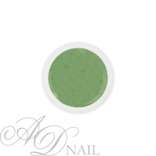 Gel uv colorato glitterato verde 5ml