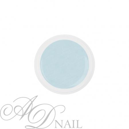 Gel uv colorato glitterato celeste 5ml