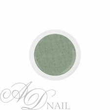 Gel uv colorato glitterato verde militare 5ml