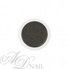 Gel uv colorato glitterato nero 5ml