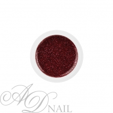 Gel uv colorato glitterato rosa 5ml